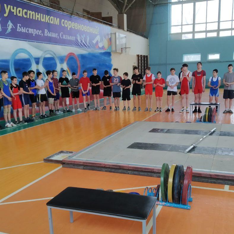 Итоги первенства Брянской области по тяжелой атлетике
