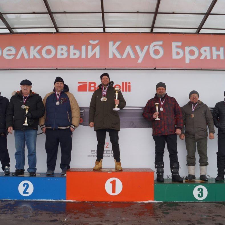 Итоги Кубка Брянской области 3 этап по стендовой стрельбе