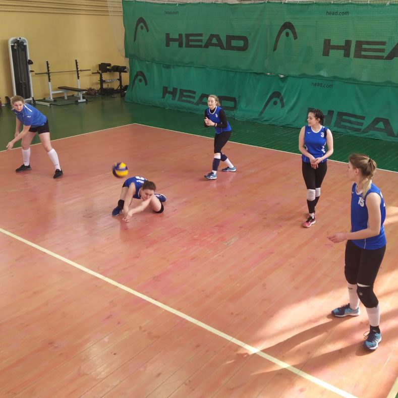 Итоги игр Чемпионата Брянской области (2 круг) по волейболу