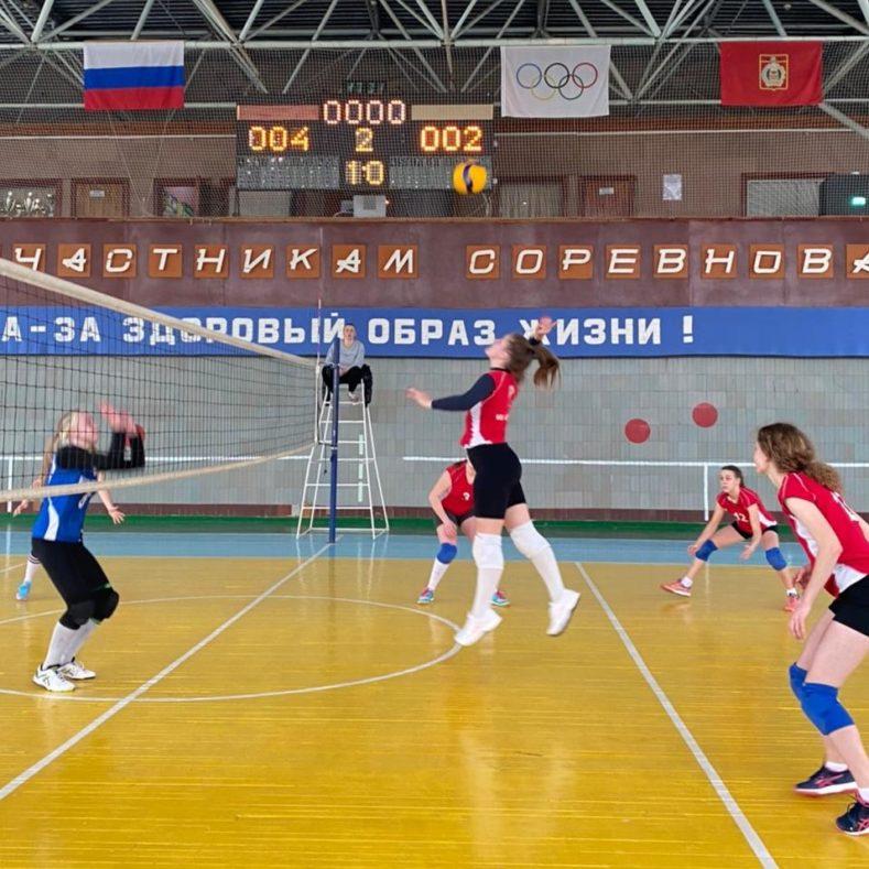 Итоги Первенства Брянской области по волейболу