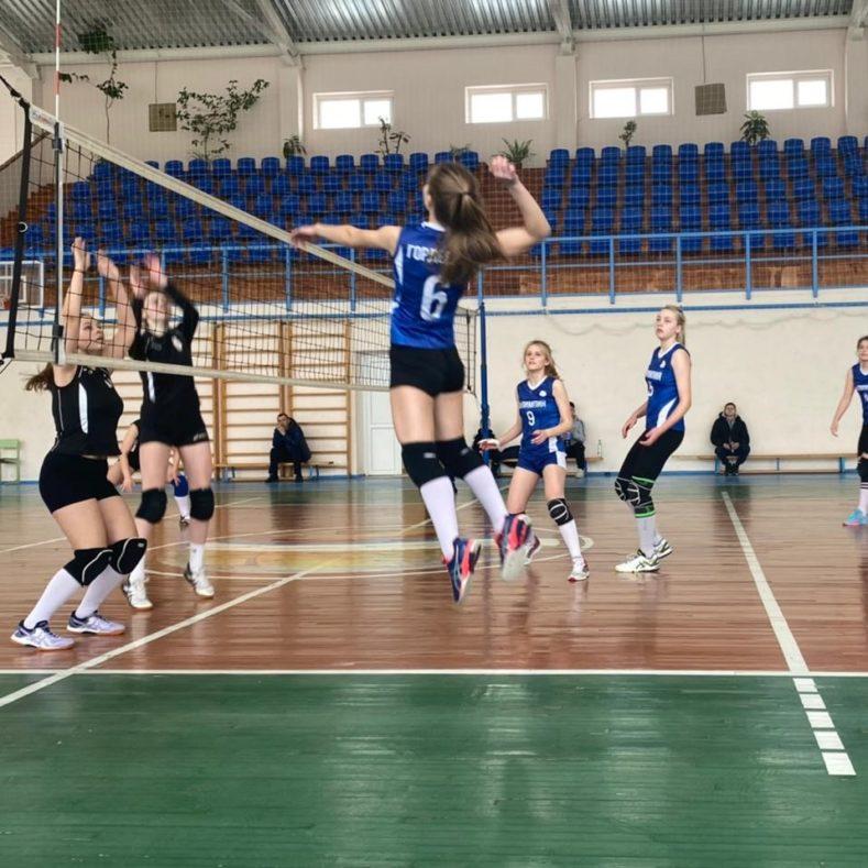 Промежуточные итоги игр Чемпионата и Первенства Брянской области (зона «Юго-Запад») по волейболу
