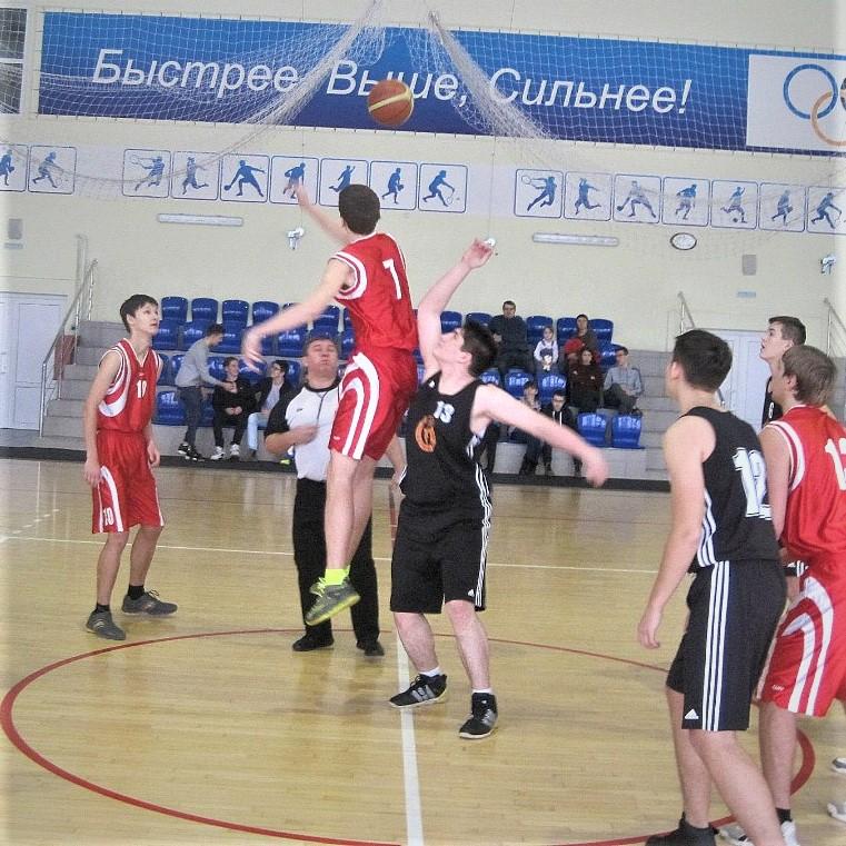 Чемпионат Брянской области по баскетболу