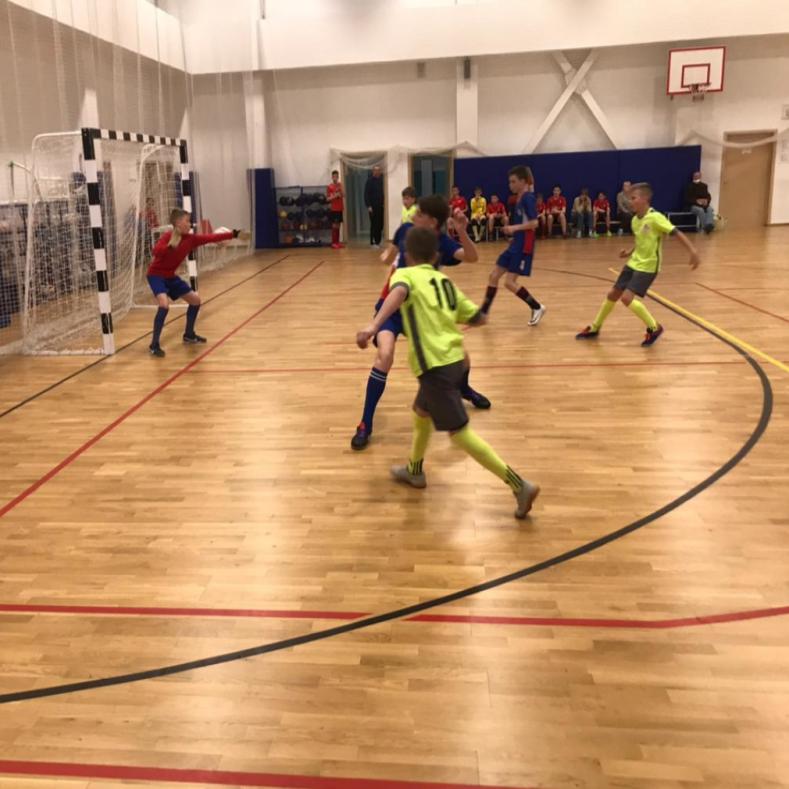 Первенство Брянской области по мини-футболу (футзалу)