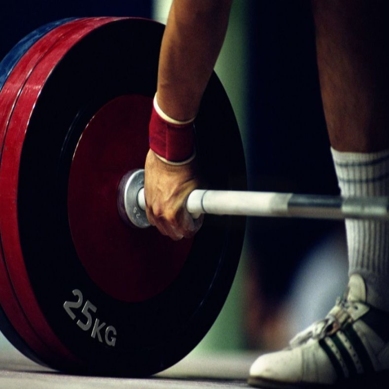 Чемпионат ЦФО среди мужчин и женщин по тяжелой атлетике