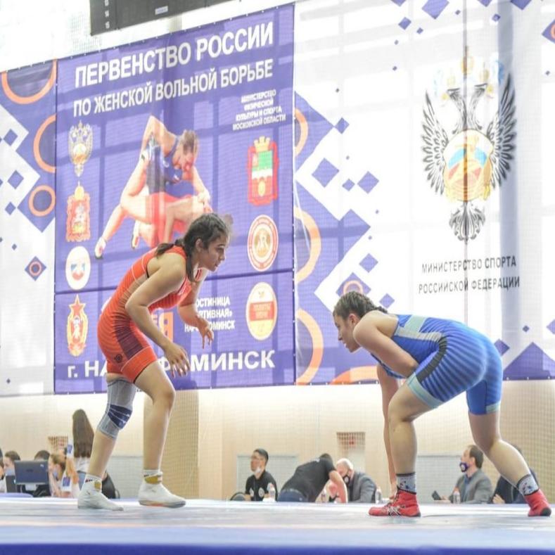 Первенство России среди девушек до 18 лет по спортивной борьбе