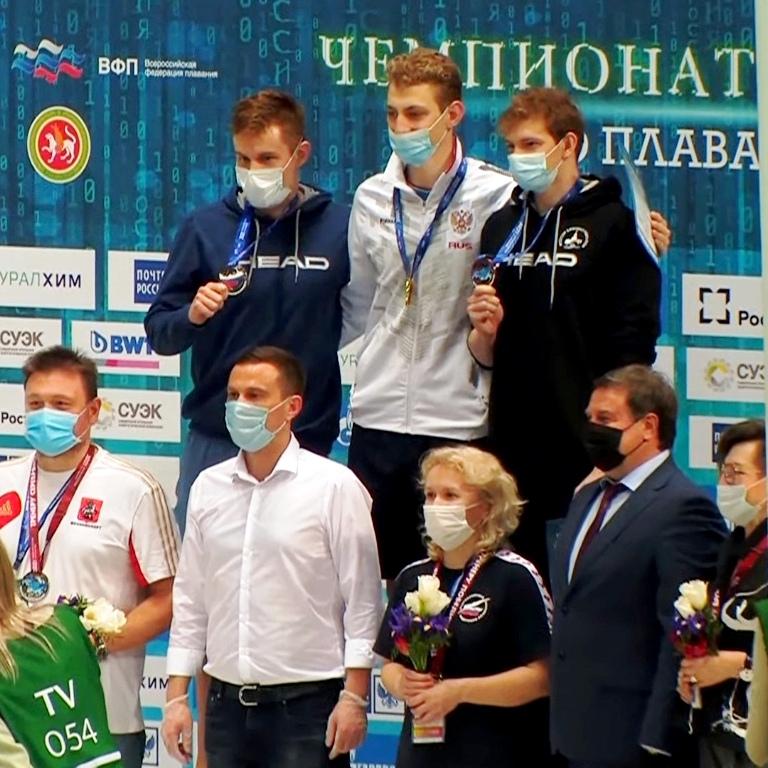 Бородин Илья - Победитель Чемпионата России