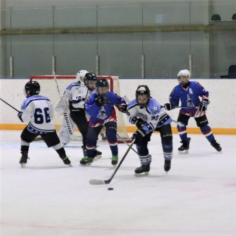 Игры Кубка Губернатора Брянской области по хоккею