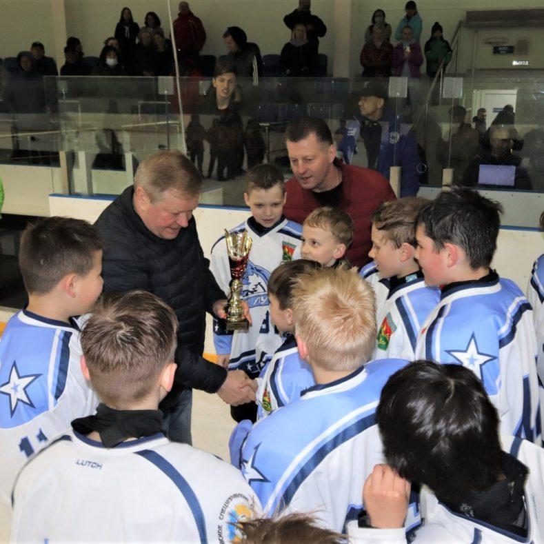 Итоги игр Кубка Губернатора Брянской области по хоккею (2009-2010 г.р.)