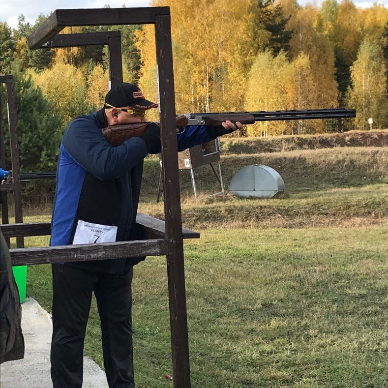 Чемпионат ЦФО по стендовой стрельбе