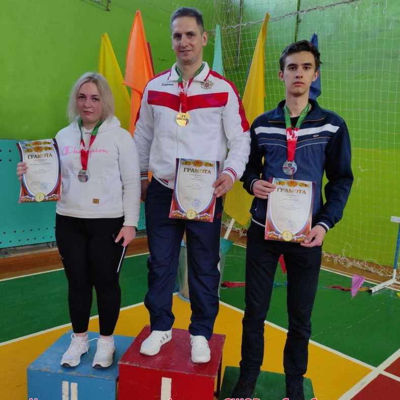 Итоги Чемпионата Брянской области по гиревому спорту