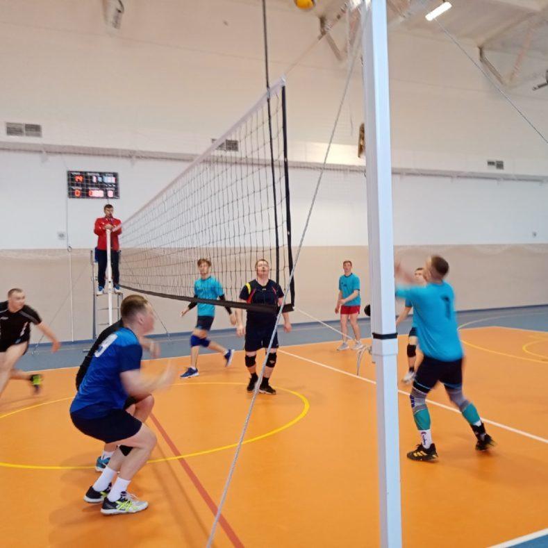 Итоги игр Кубка Брянской области по волейболу