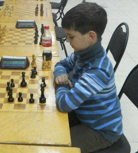 Отборочный турнир к первенству Брянской области по шахматам