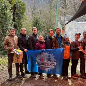 Команда «Пилигрим» стала одной из сильнейших в России.