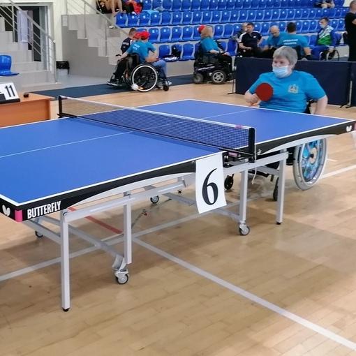 Чемпионат Брянской области по настольному теннису среди лиц с ПОДА