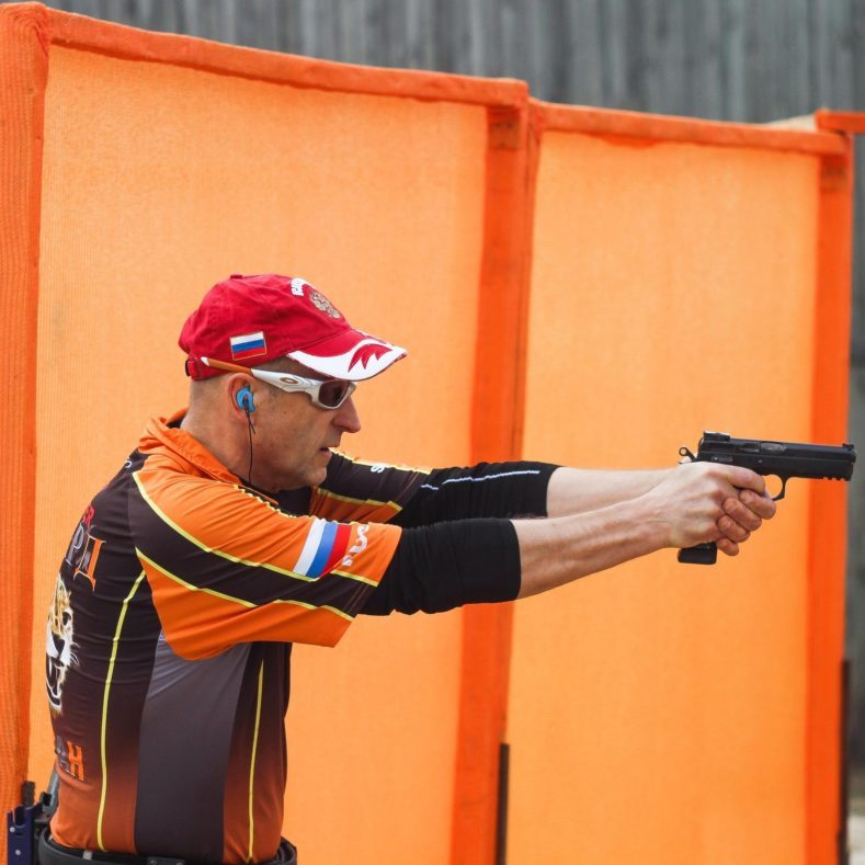 Чемпионат Брянской области по практической стрельбе