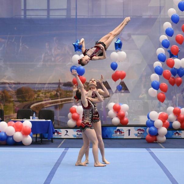 Чемпионат Брянской области по спортивной акробатике