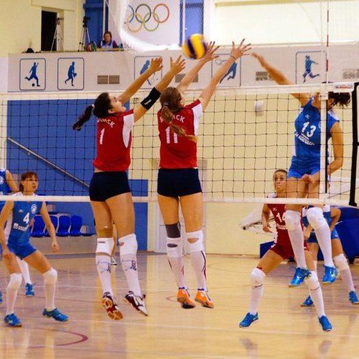 Финал Чемпионата и Первенства Брянской области по волейболу
