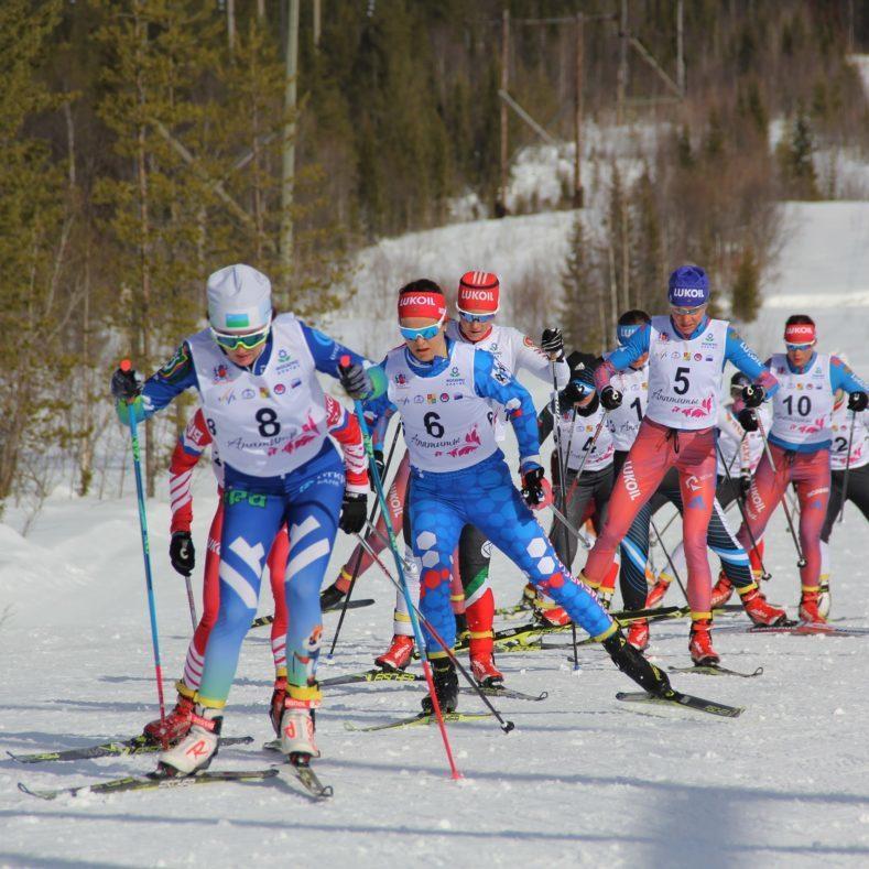 Неделя больших лыжных гонок в Апатитах!