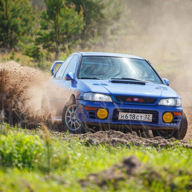 Итоги Кубка Брянской области (3 Этап) по автомобильному спорту