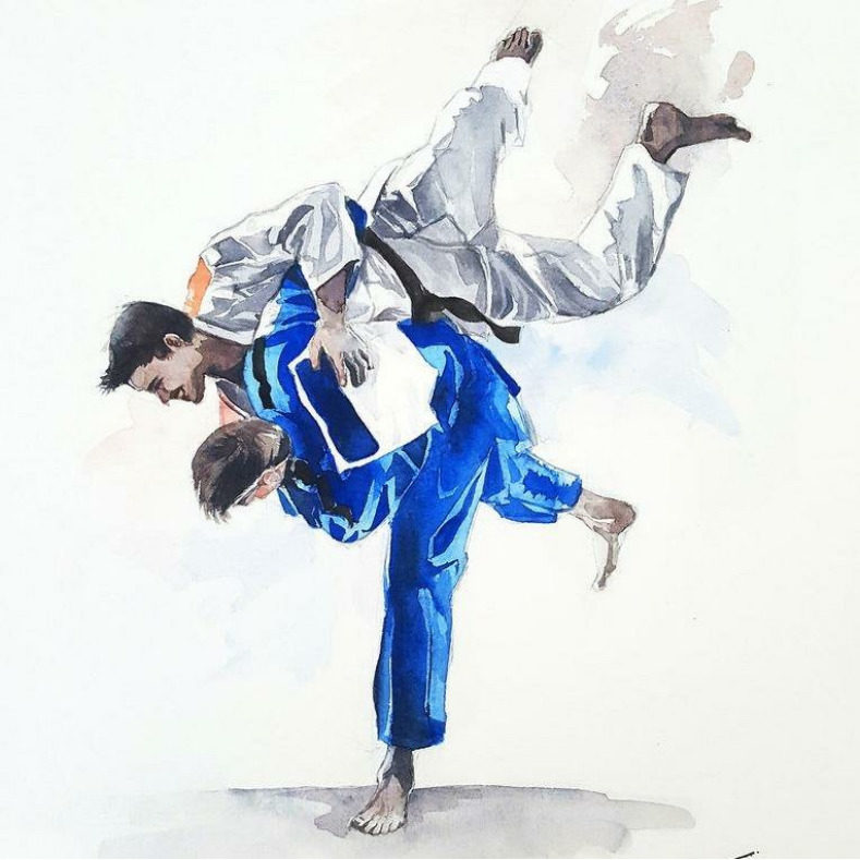 Чемпионат Центрального федерального округа по дзюдо