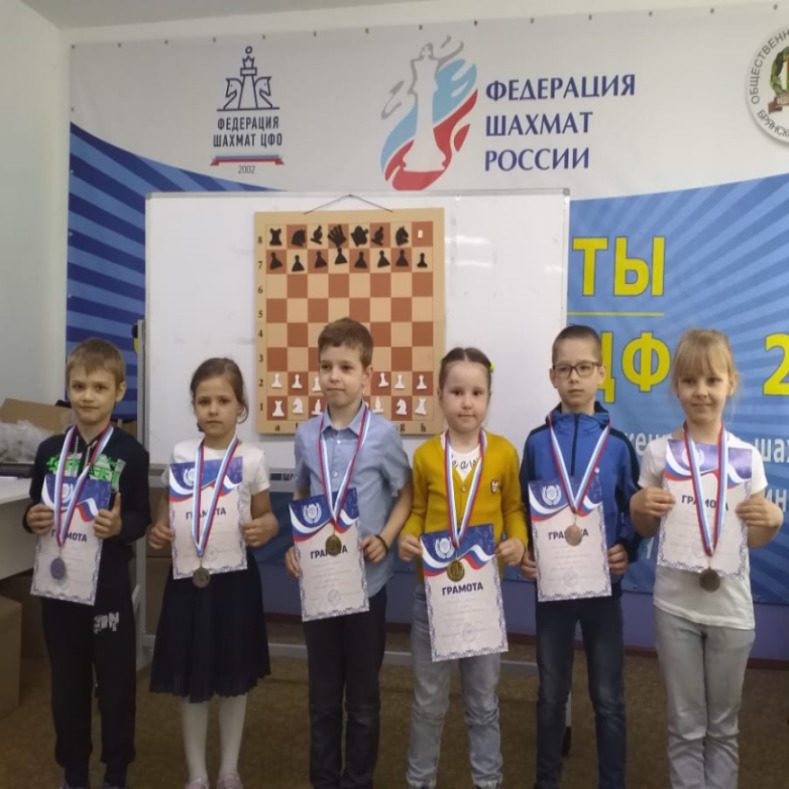 Итоги первенства Брянской области по шахматам