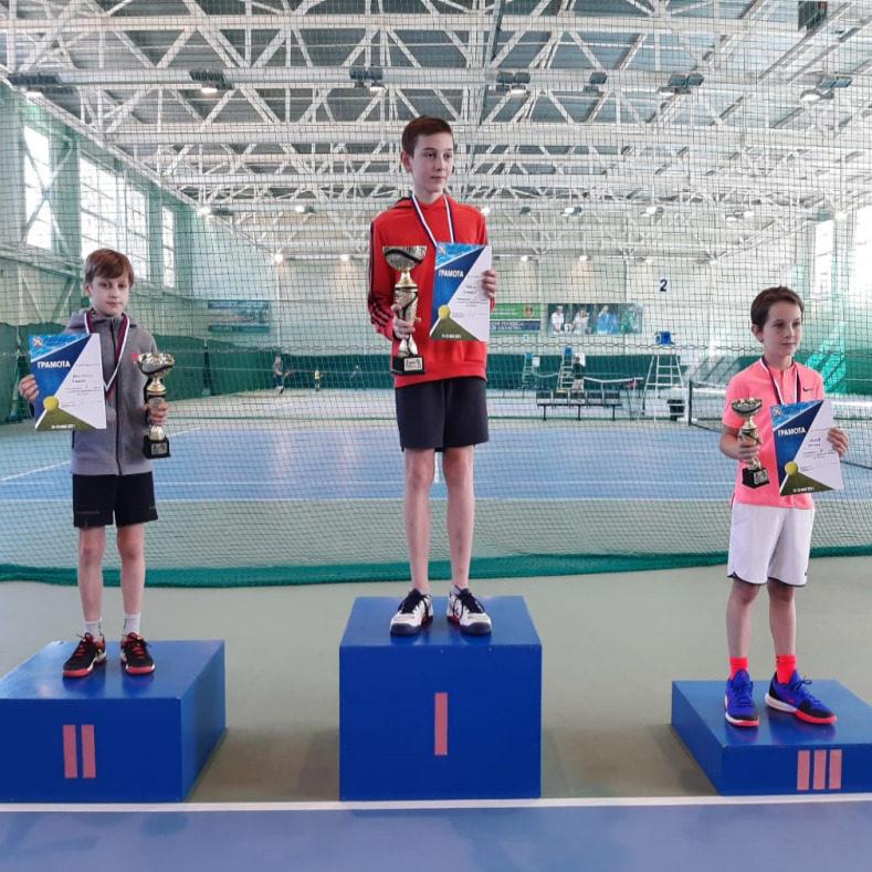 Итоги первенства Брянской области по теннису
