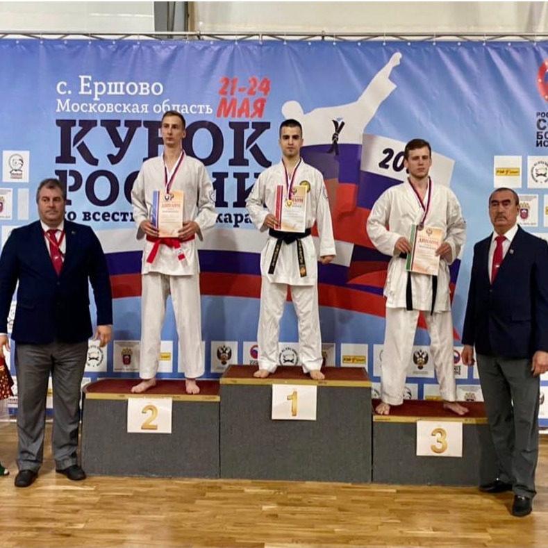 Итоги Кубка России по всестилевому каратэ