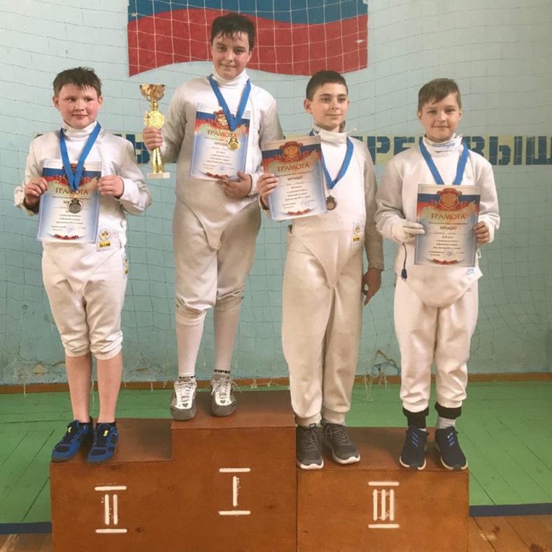 Итоги турнира Брянской области по фехтованию