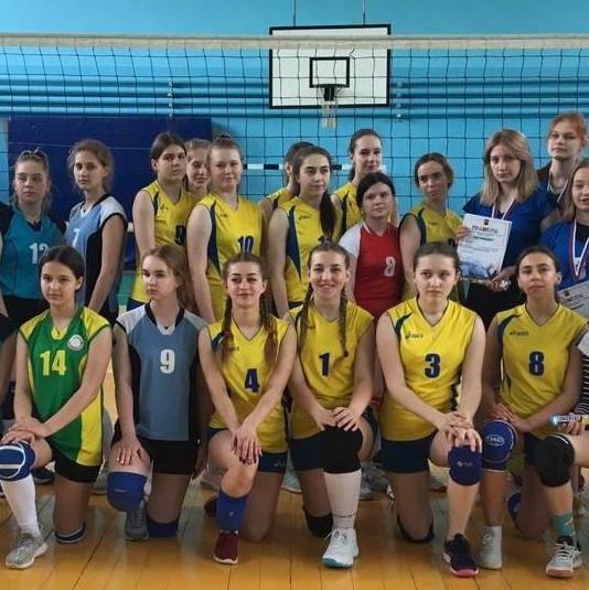 Итоги Турнира по волейболу, посвященного Дню Победы