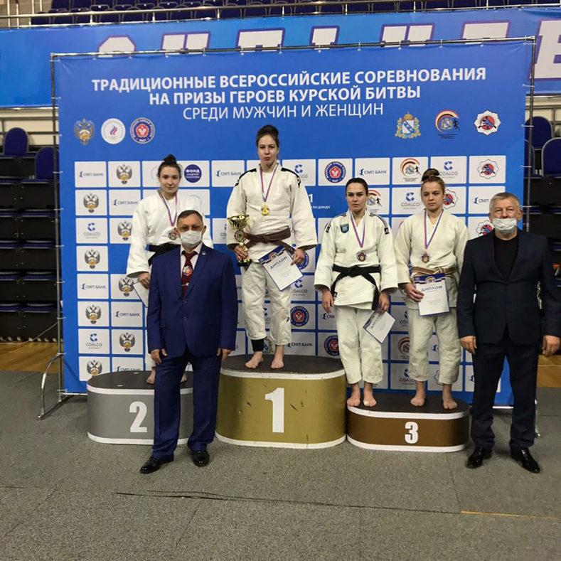 Итоги Всероссийских соревнований  по дзюдо
