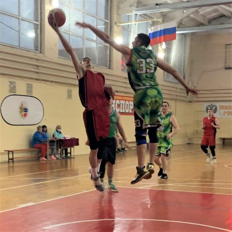 Итоги игр Чемпионата Брянской области по баскетболу