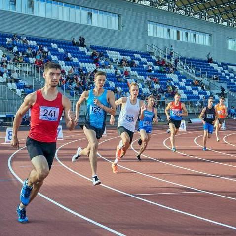 Первенство Брянской области по легкой атлетике