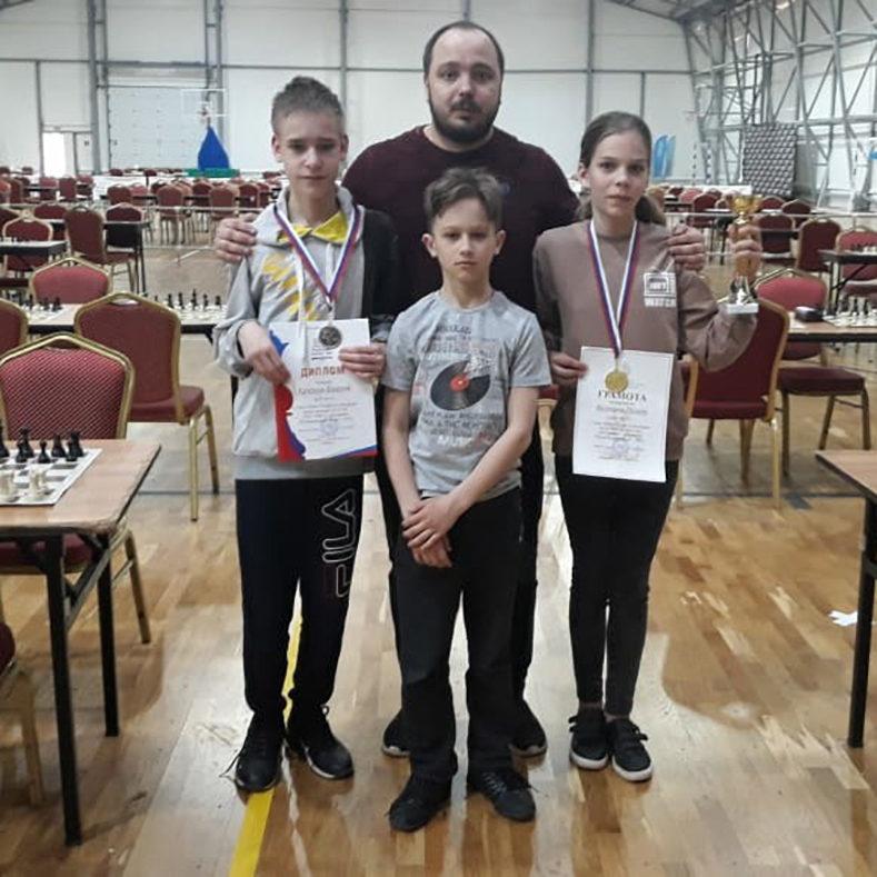 Итоги этапа Кубка России по шахматам
