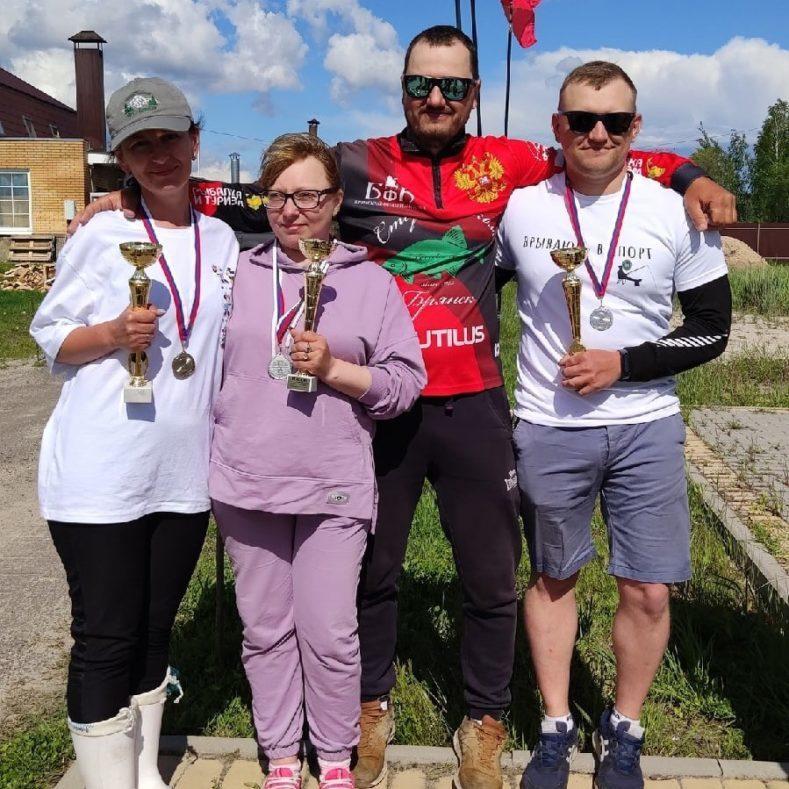 Итоги Чемпионата Брянской области по рыболовному спорту