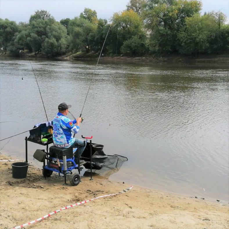 Чемпионат Брянской области по рыболовному спорту