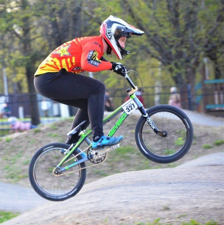 IV этап Всероссийских соревнований по велоспорту ВМХ в Брянске!
