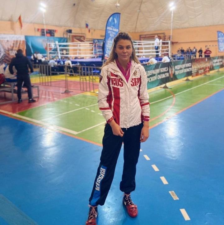 Бронза на ХХ Всероссийских соревнованиях по боксу