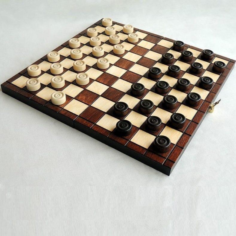 Чемпионат России по стоклеточным шашкам (спорт слепых)