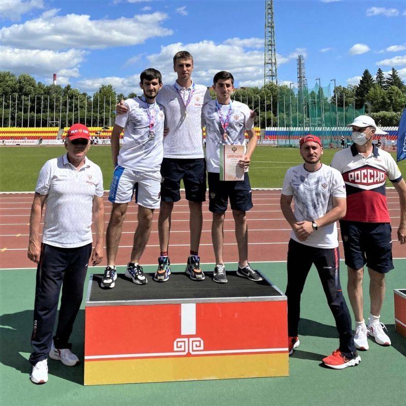 Итоги Чемпионата России по легкой атлетике (ПОДА)