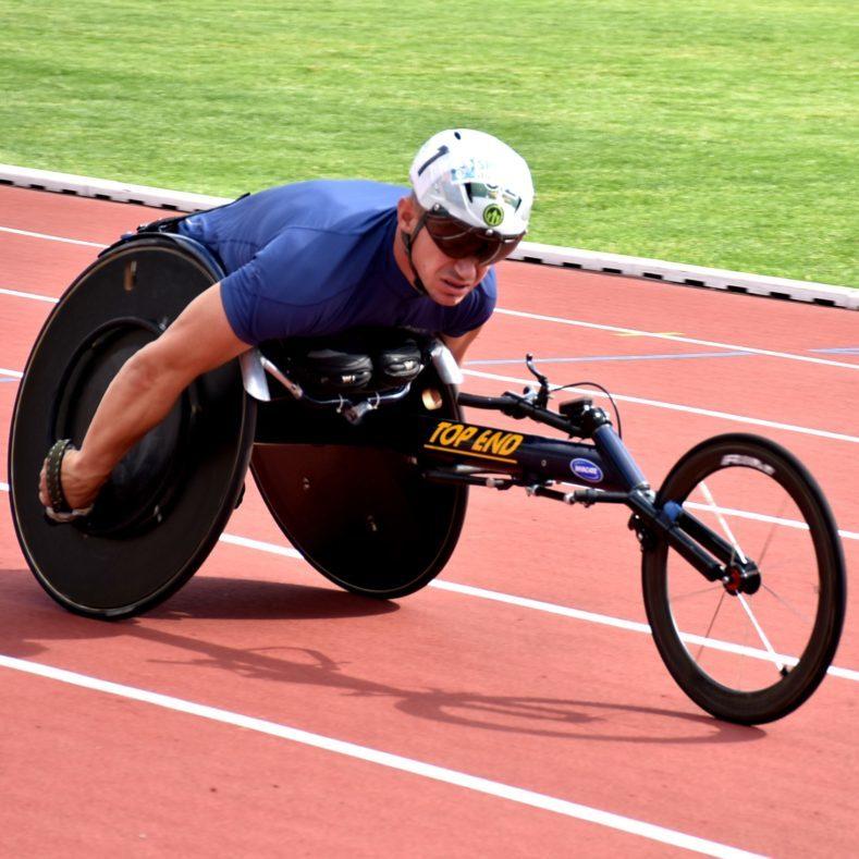Чемпионат России по легкой атлетике (спорт лиц с ПОДА, спорт слепых)