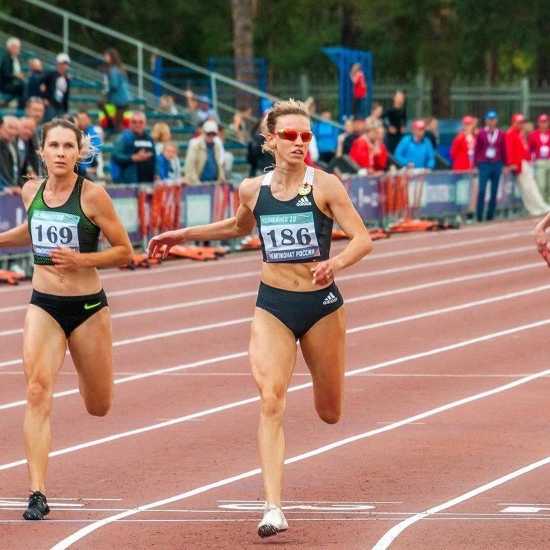 Филатова Вера - Чемпионка России в беге на 200 метров!