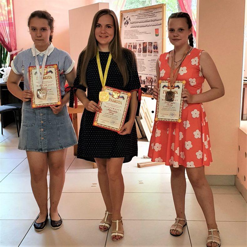 Итоги Чемпионата Брянской области по русским шашкам