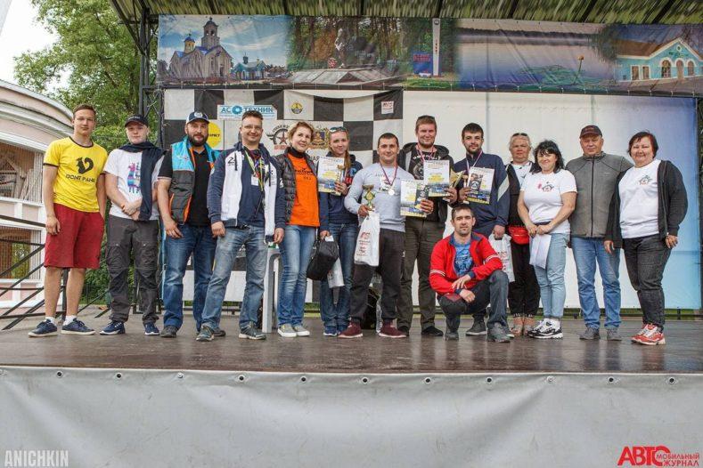 Итоги Чемпионата и Первенства Брянской области по автомногоборью