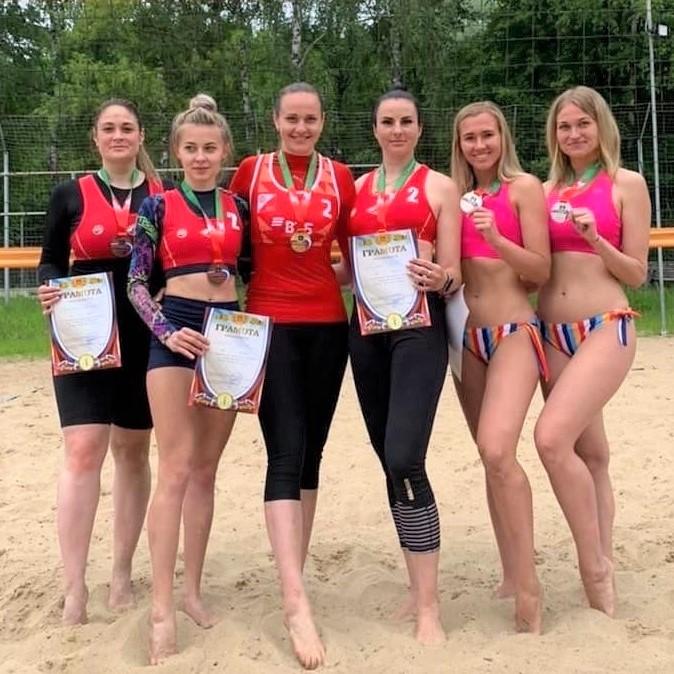 Итоги Чемпионата Брянской области по пляжному волейболу