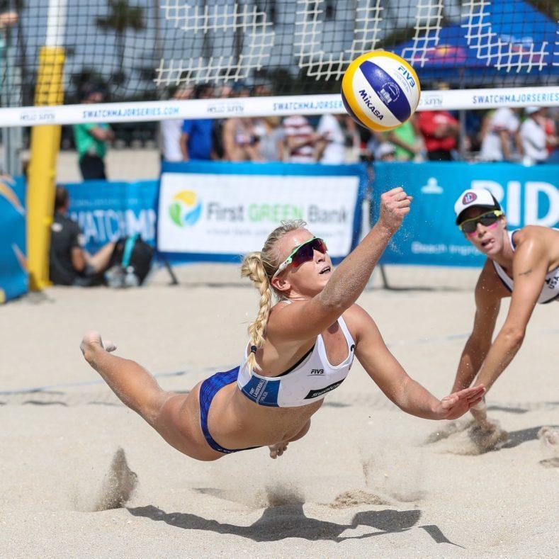 Чемпионат и Первенство ЦФО по пляжному волейболу