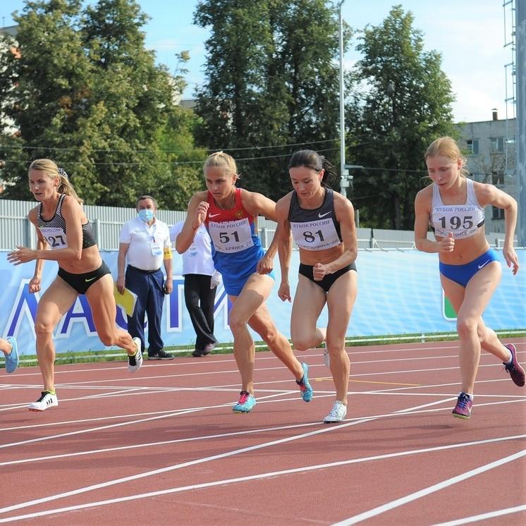 Итоги Первенства Брянской области по легкой атлетике