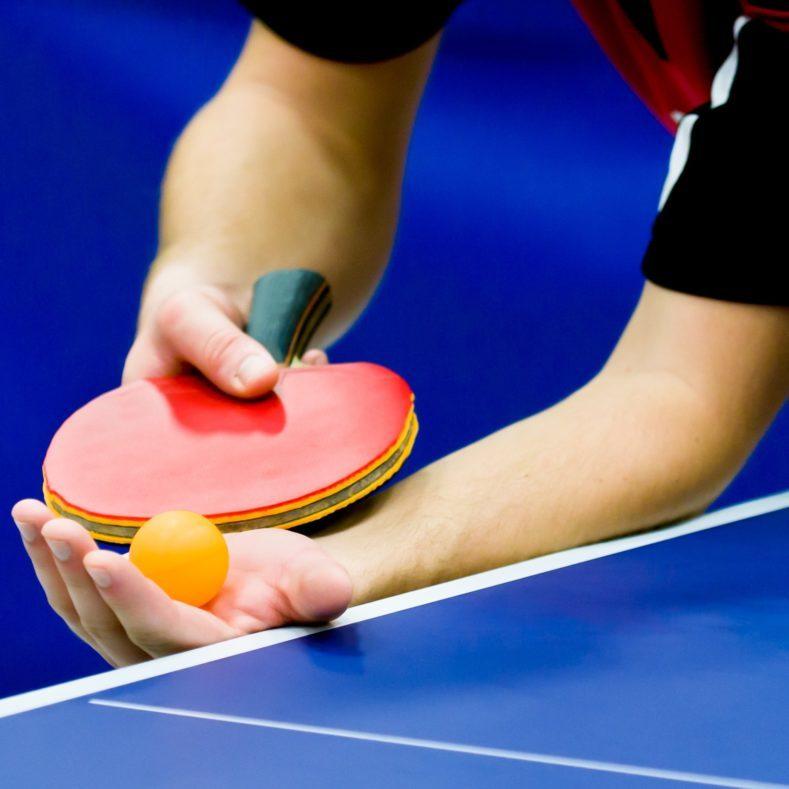 Командный Чемпионат Брянской области понастольному теннису