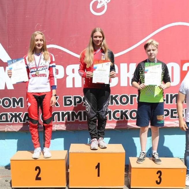 Итоги Кубка России (5 этап) по велосипедному спорту