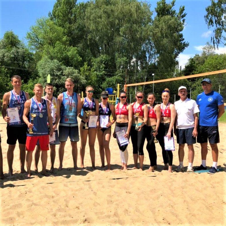 Итоги Чемпионата ЦФО по пляжному волейболу
