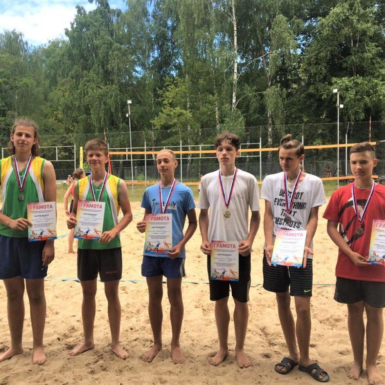 Итоги Первенства Брянской области по пляжному волейболу